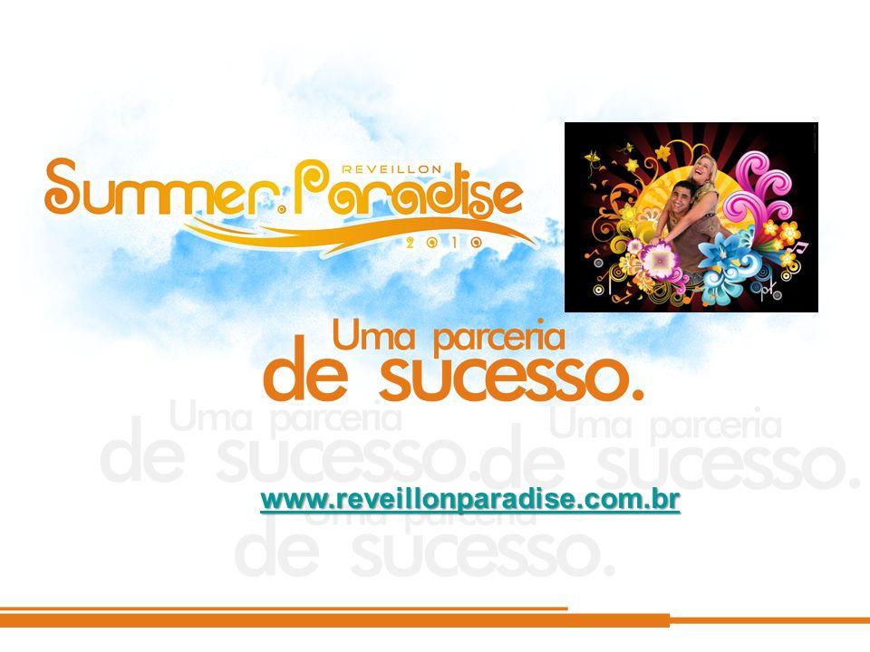 Cota Patrocínio SOL www.reveillonparadise.com.br