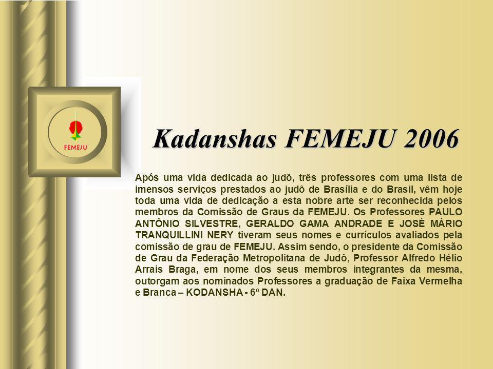 Kadanshas FEMEJU 2006