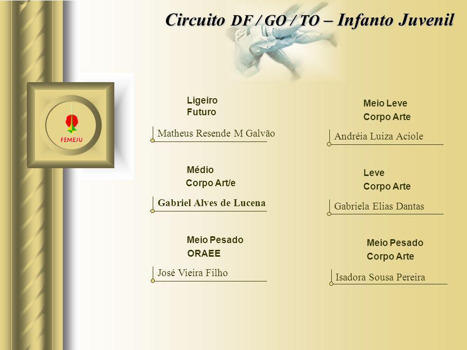 Circuito DF / GO / TO – Infanto Juvenil