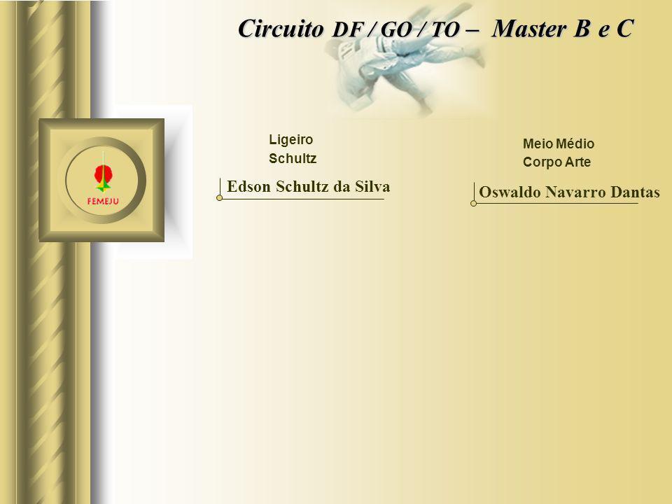 Circuito DF / GO / TO – Master B e C