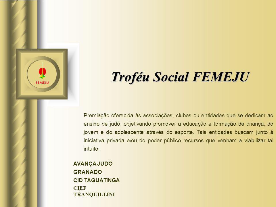 Troféu Social FEMEJU