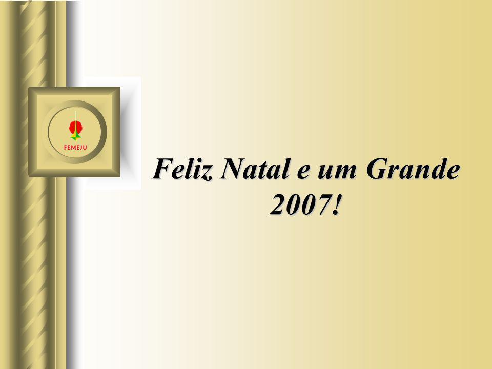 Feliz Natal e um Grande 2007!