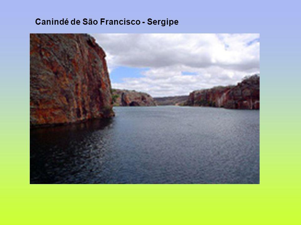 Canindé de São Francisco - Sergipe