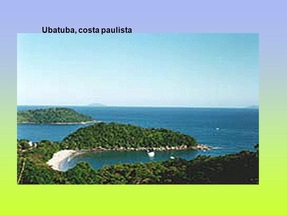 Ubatuba, costa paulista