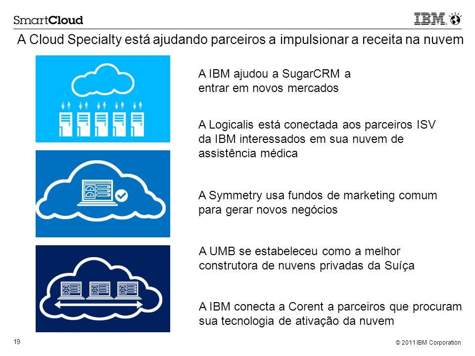 A Cloud Specialty está ajudando parceiros a impulsionar a receita na nuvem