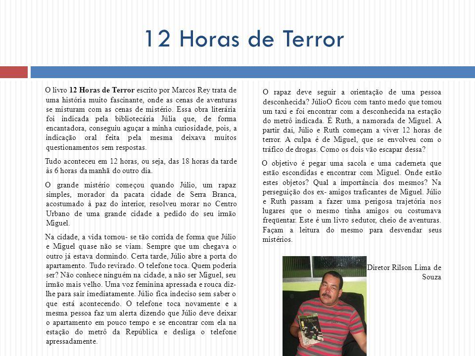12 Horas de Terror