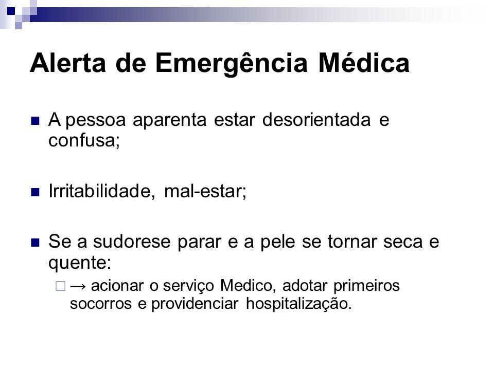Alerta de Emergência Médica