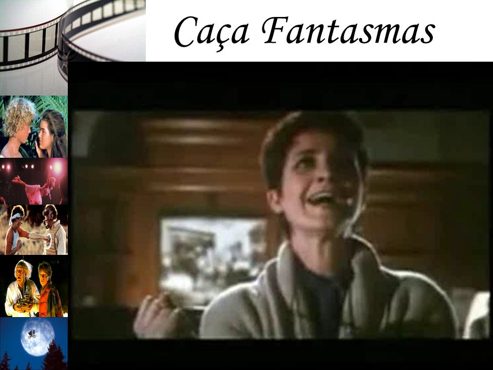 Caça Fantasmas Who ya gonna call Somebody else… Peter, Raymond e Egon criam uma empresa especializada em casos de aparições sobrenaturais;