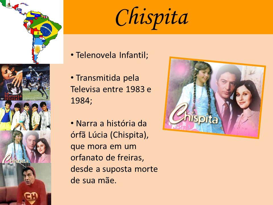 Chispita Telenovela Infantil;