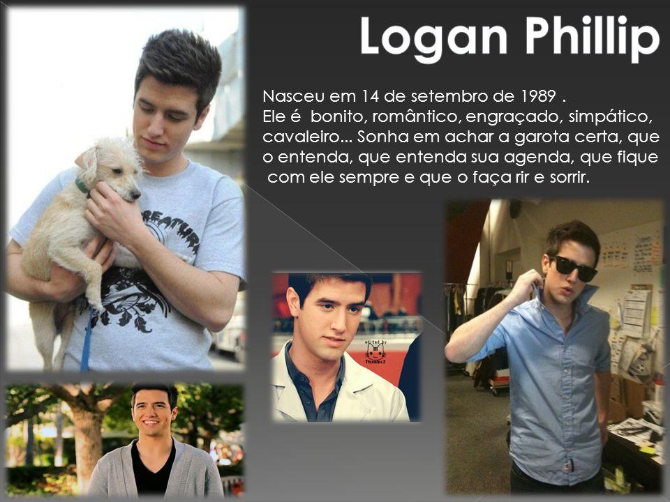 Logan Phillip Nasceu em 14 de setembro de 1989 .