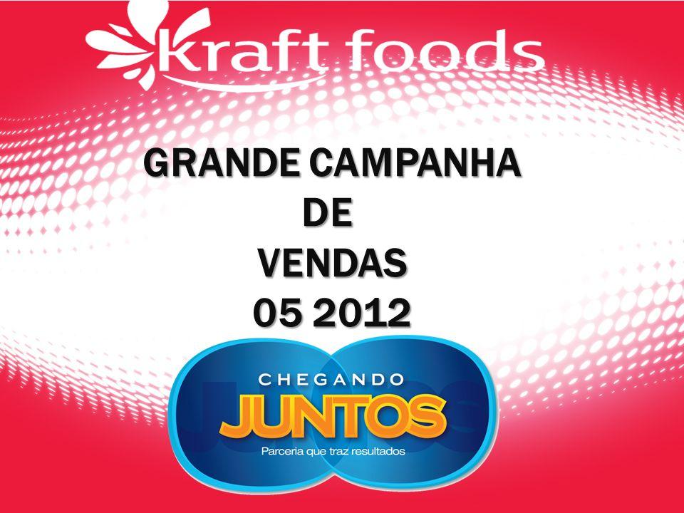 GRANDE CAMPANHA DE VENDAS 05 2012