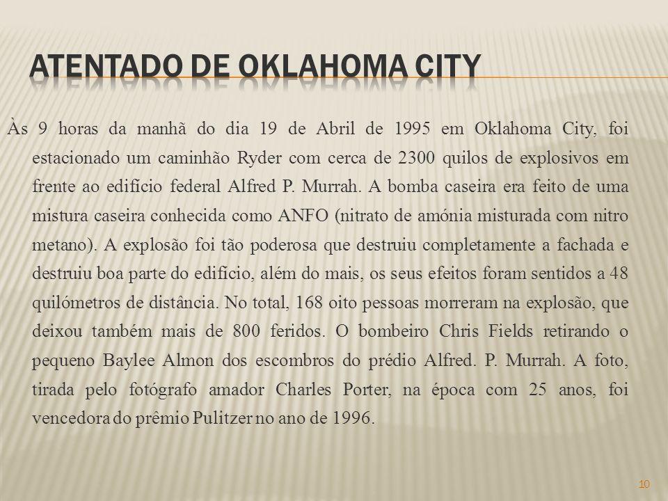 Atentado de Oklahoma City