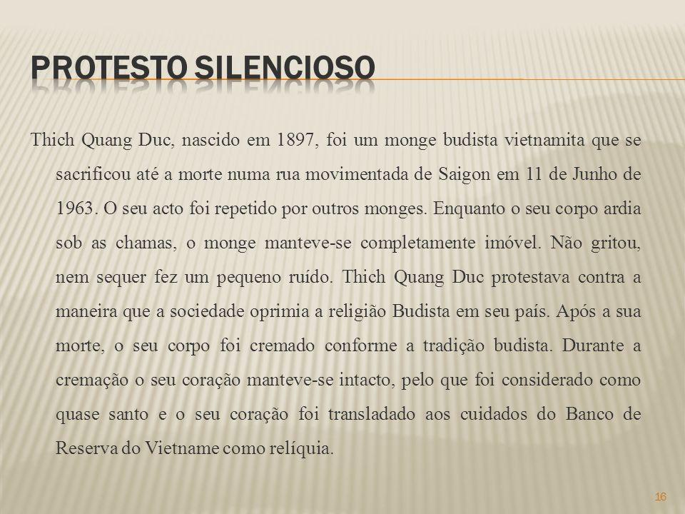 Protesto silencioso
