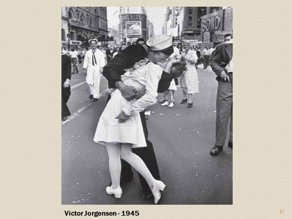 Victor Jorgensen - 1945