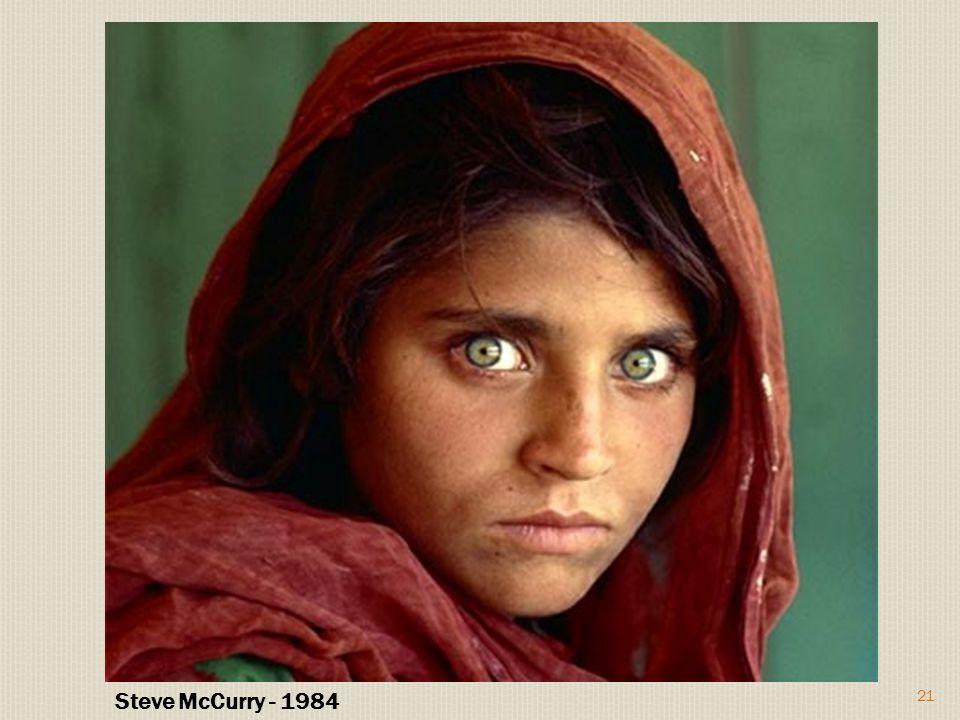 Steve McCurry - 1984