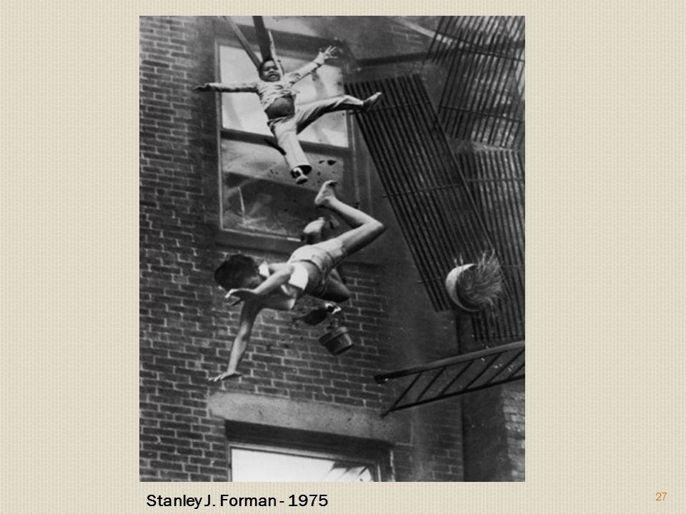 Stanley J. Forman - 1975