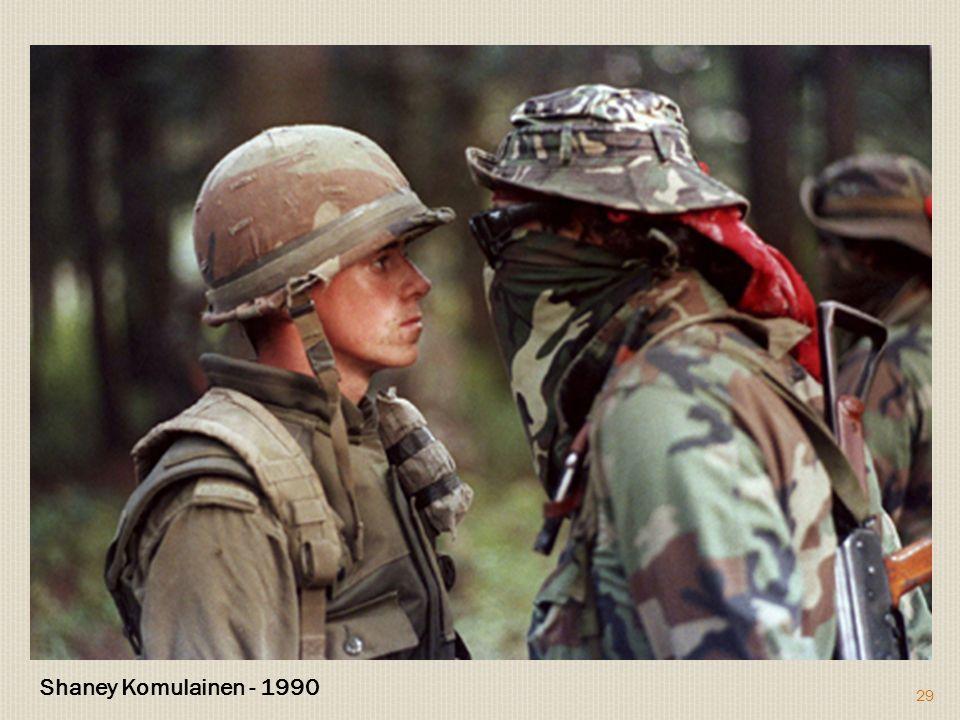 Shaney Komulainen - 1990