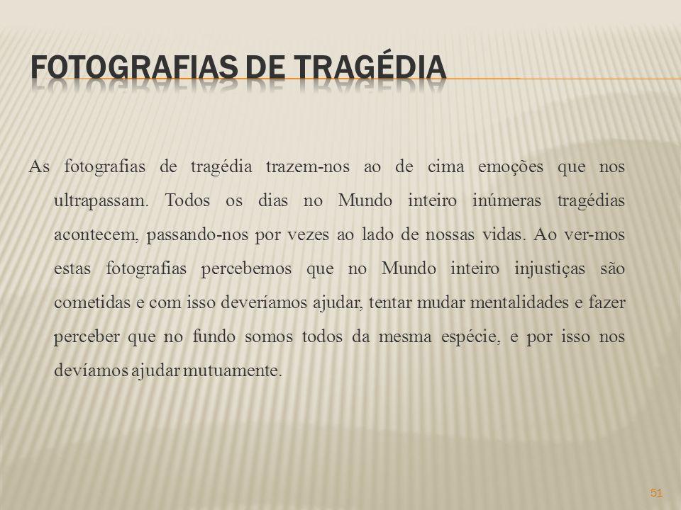 Fotografias de tragédia