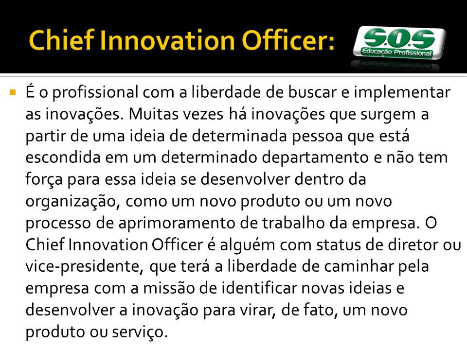 Chief Innovation Officer: