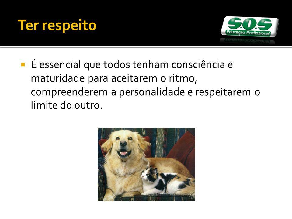 Ter respeito