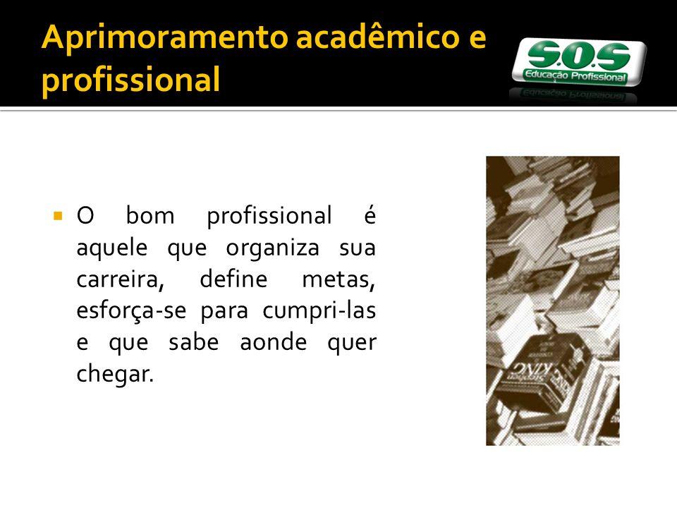 Aprimoramento acadêmico e profissional