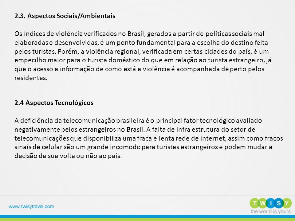 2.3. Aspectos Sociais/Ambientais