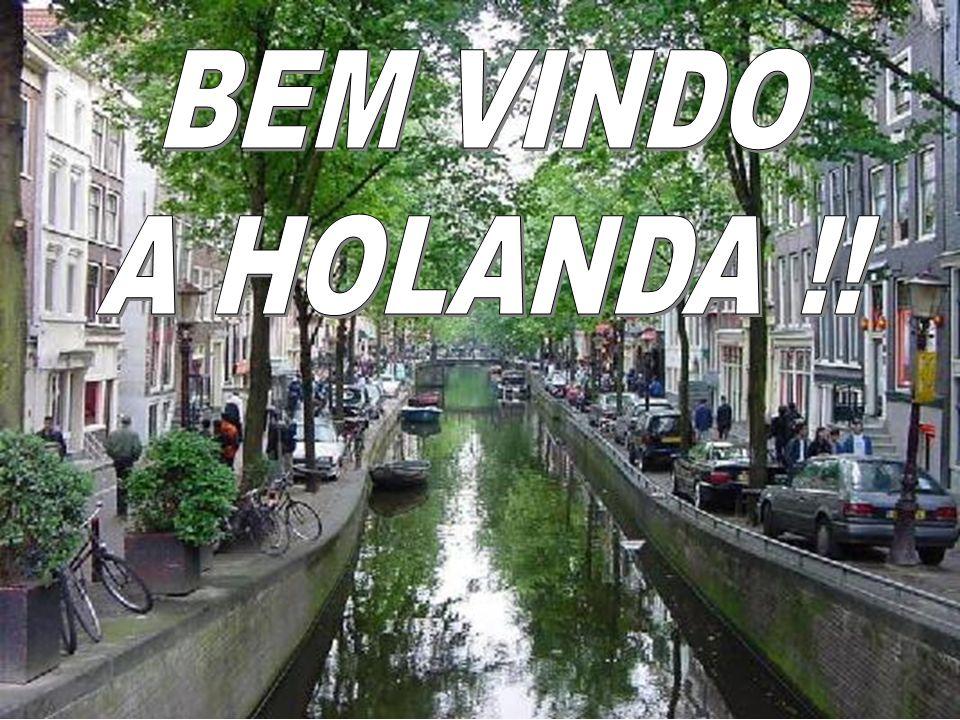 BEM VINDO A HOLANDA !!