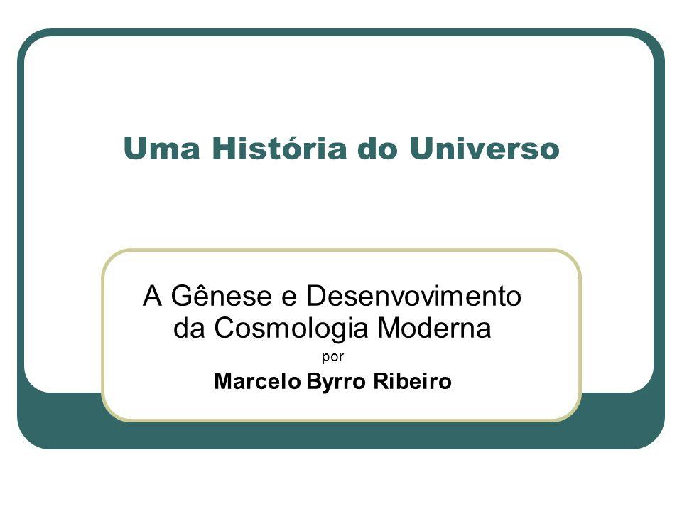 Uma História do Universo
