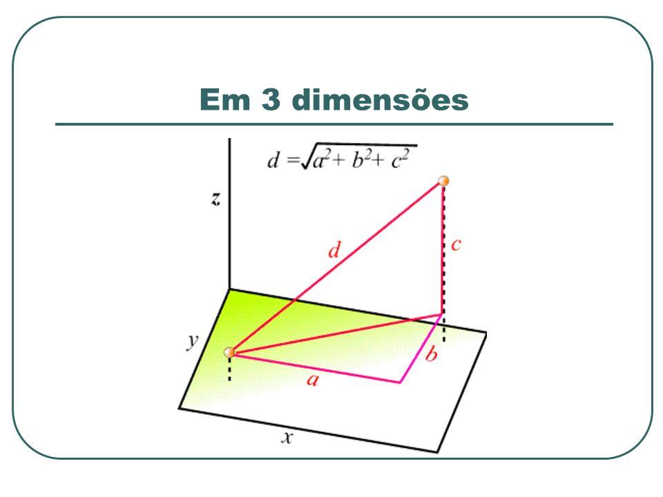 Em 3 dimensões