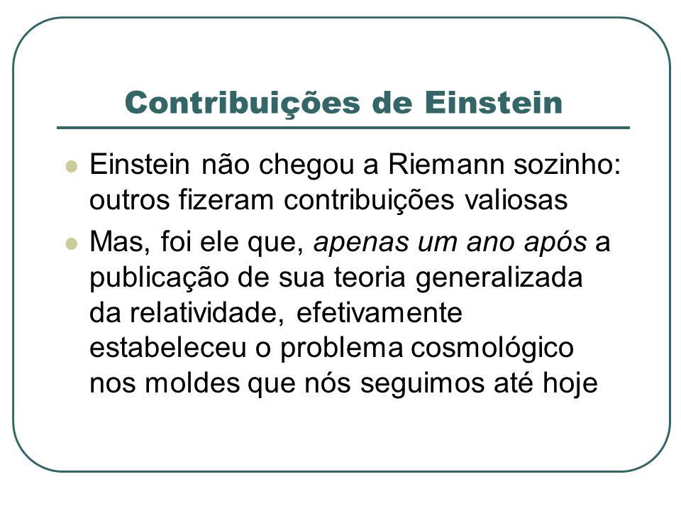Contribuições de Einstein