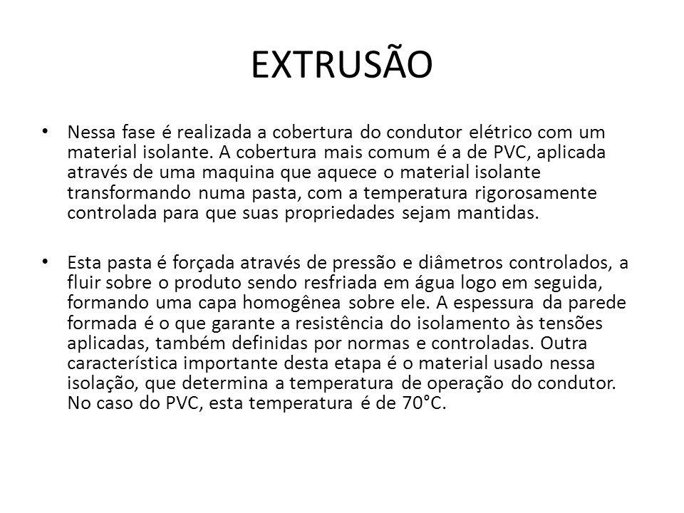 EXTRUSÃO