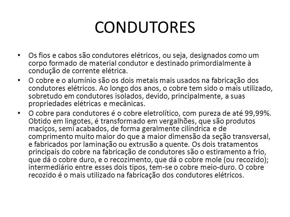 CONDUTORES