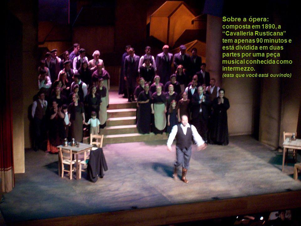 Sobre a ópera: