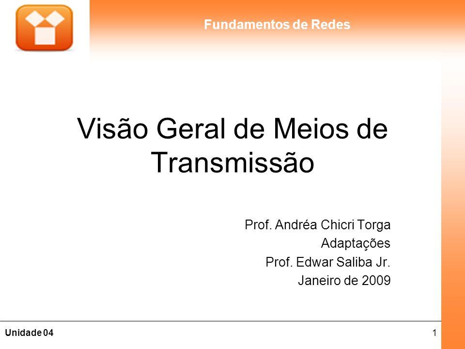 Visão Geral de Meios de Transmissão