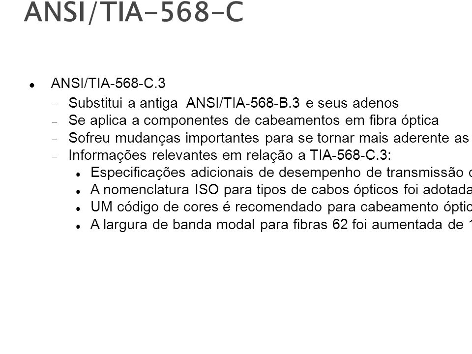 ANSI/TIA-568-C ANSI/TIA-568-C.3
