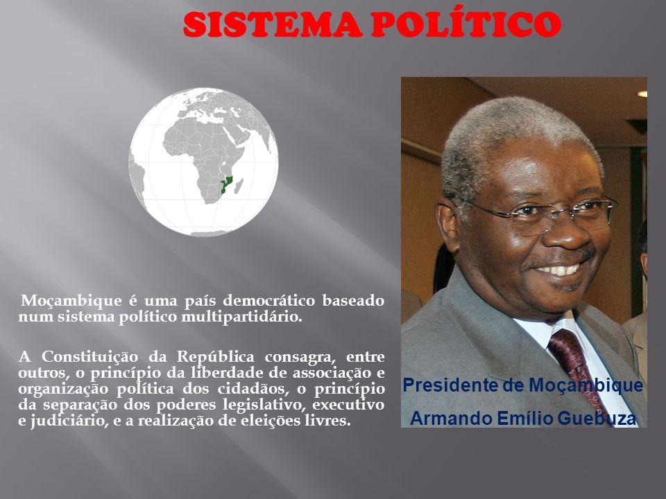 Presidente de Moçambique