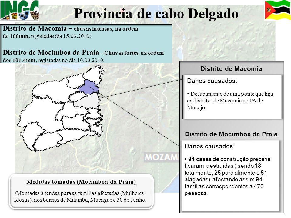 Provincia de cabo Delgado