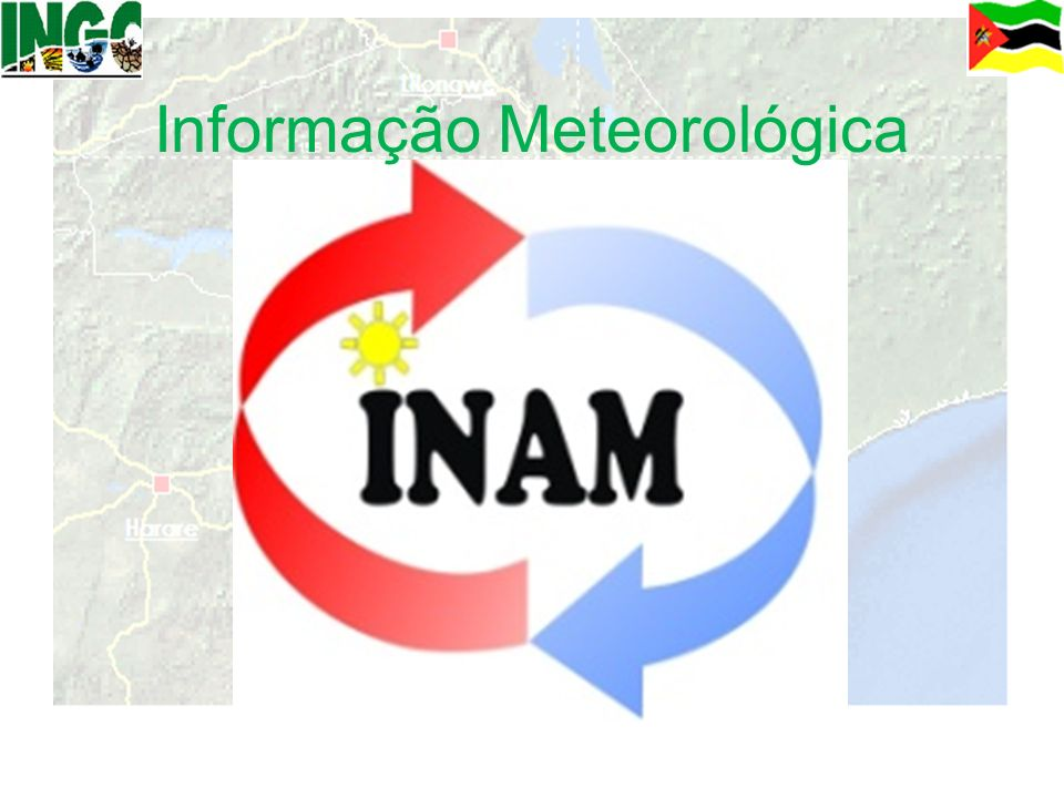 Informação Meteorológica