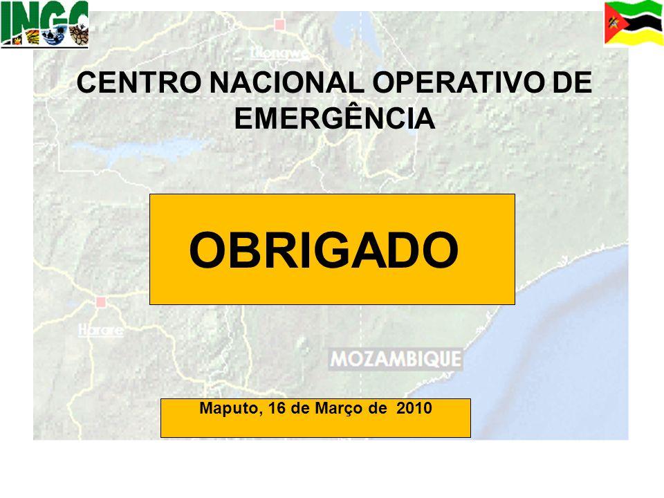 CENTRO NACIONAL OPERATIVO DE EMERGÊNCIA