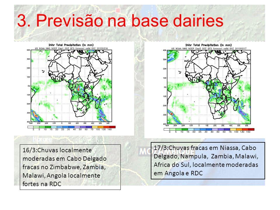 3. Previsão na base dairies