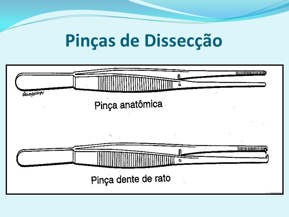 Pinças de Dissecção