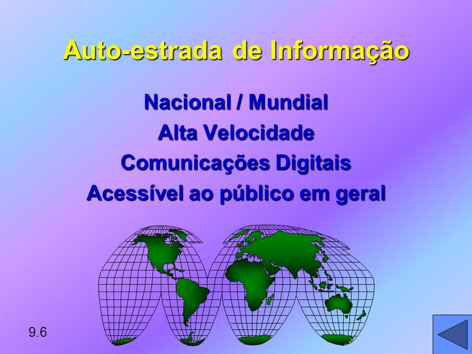 Auto-estrada de Informação