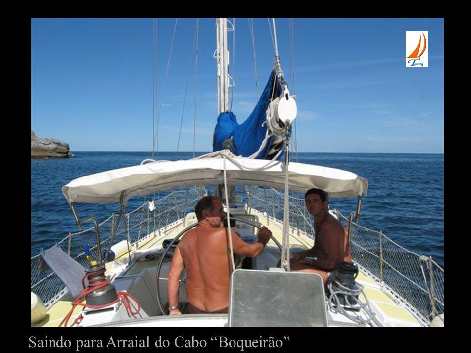 Saindo para Arraial do Cabo Boqueirão