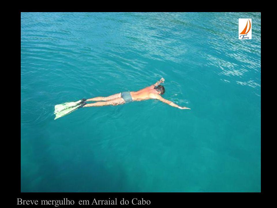 Breve mergulho em Arraial do Cabo
