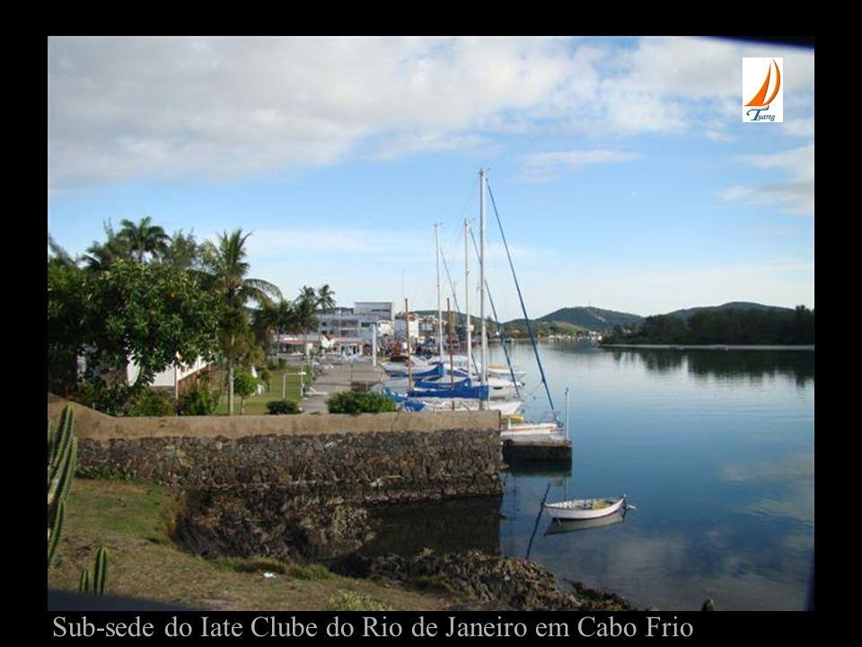 Sub-sede do Iate Clube do Rio de Janeiro em Cabo Frio