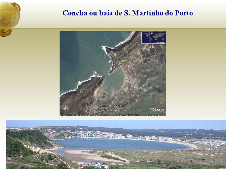 Concha ou baía de S. Martinho do Porto