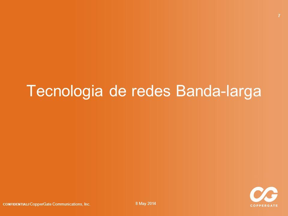Tecnologia de redes Banda-larga