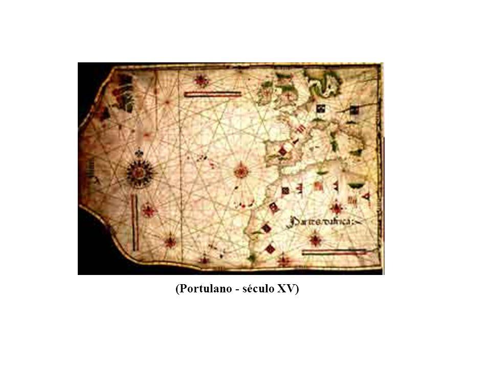 (Portulano - século XV)