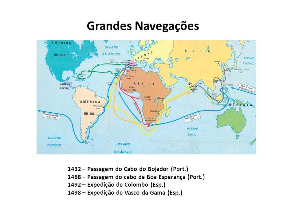 Grandes Navegações 1432 – Passagem do Cabo do Bojador (Port.)