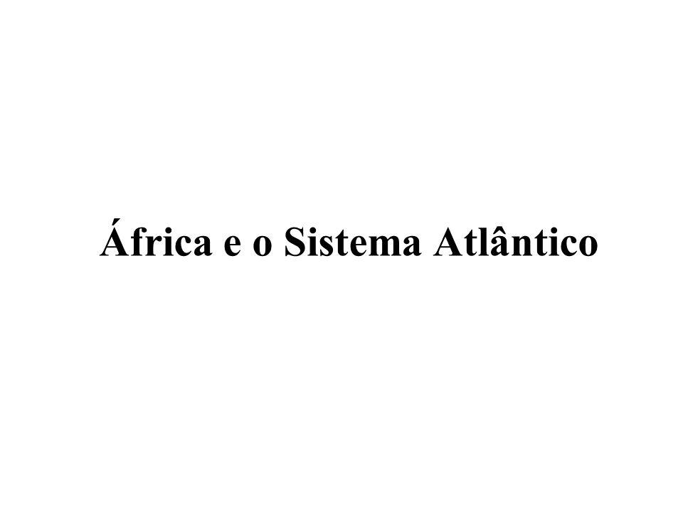 África e o Sistema Atlântico